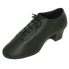 Men's Real Leather Latin Ballroom Dance Shoes