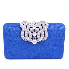 Fashional Polyester Clutches/Fashion Handbags