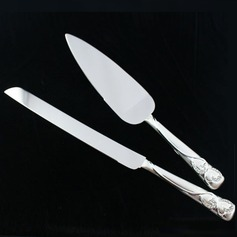 Double Hearts Design Serving Sets