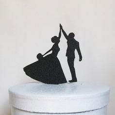 Figurina Acrilico Decorazioni per torte