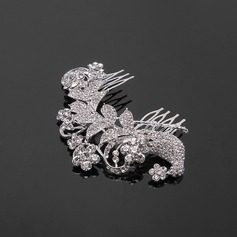 Gorgeous Crystal/Alloy Hair Combs