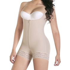Cotton Blends Adjustable Straps Shapewear