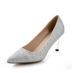 Femmes Pailletes scintillantes Talon stiletto Escarpins avec Pailletes scintillantes chaussures
