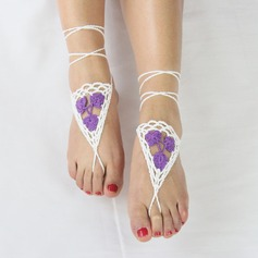 Lace Foot Jewellery Accessories
