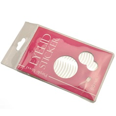 80 Pairs Transparent Thin Eyelid Sticker, CES5601#