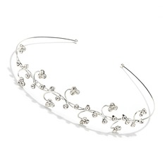 Elegant Rhinestone/Alloy Headbands