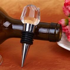 Belle Rose en cristal Bouchons de bouteille