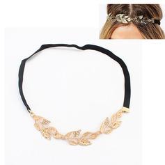 Fashion Rhinestone/Alloy Headbands