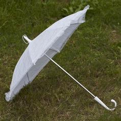 Sladký Terylene/Lace Deštníky S Vyšívání