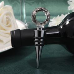 Forma do Diamante Rolhas de Garrafa com Cristal